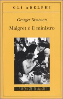 Squillogame.it Maigret e il ministro Image