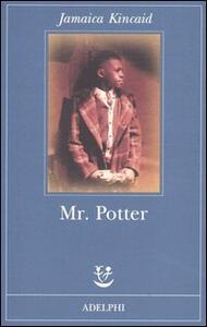 Mr. Potter - Jamaica Kincaid - copertina