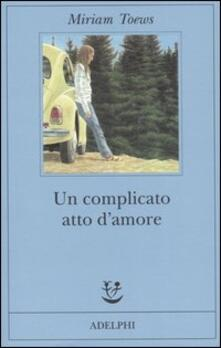 Librisulladiversita.it Un complicato atto d'amore Image