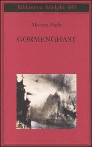 Gormenghast - Mervyn Peake - copertina