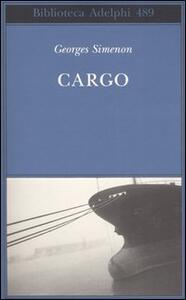 Cargo - Georges Simenon - copertina