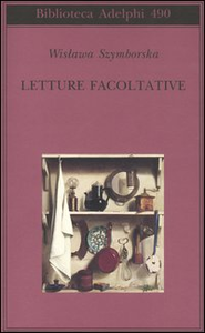 Libro Letture facoltative Wislawa Szymborska