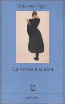 La vedova scalza - Salvatore Niffoi - copertina