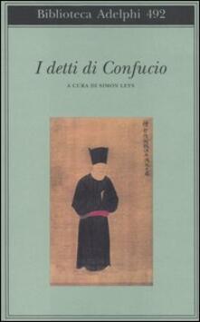 I detti di Confucio.pdf