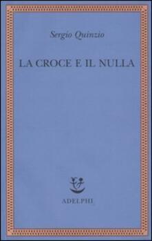 La croce e il nulla.pdf