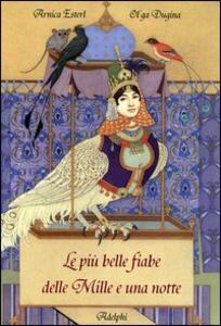 Le più belle fiabe delle Mille e una notte - Arnica Esterl - copertina