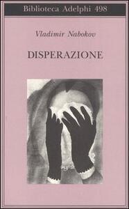 Disperazione - Vladimir Nabokov - copertina