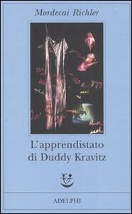 L' apprendistato di Duddy Kravitz - Mordecai Richler - copertina
