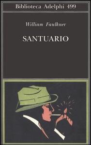 Santuario - William Faulkner - copertina