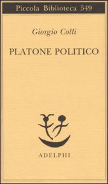 Squillogame.it Platone politico Image