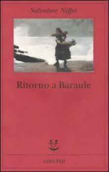Librisulladiversita.it Ritorno a Baraule Image