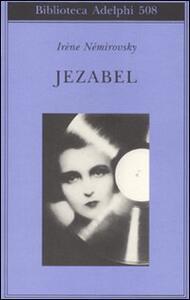 Jezabel - Irène Némirovsky - copertina