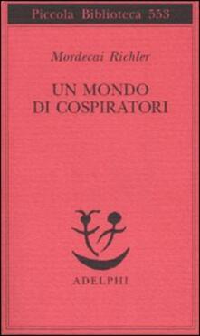 Ascotcamogli.it Un mondo di cospiratori Image