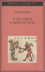 Una visita a Don Otavio - Sybille Bedford - copertina