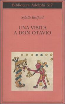 Ipabsantonioabatetrino.it Una visita a Don Otavio Image