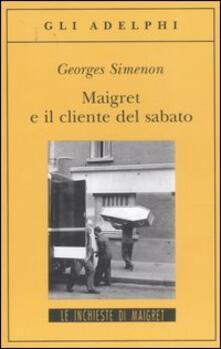 Listadelpopolo.it Maigret e il cliente del sabato Image