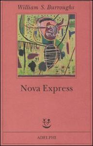 Nova express - William Burroughs - copertina
