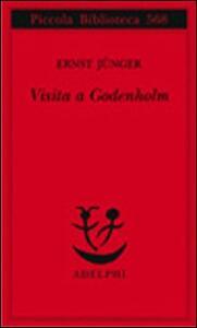 Visita a Godenholm - Ernst Jünger - copertina