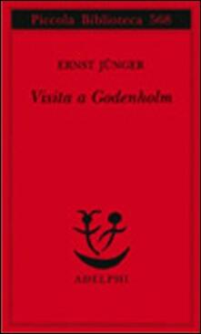Warholgenova.it Visita a Godenholm Image