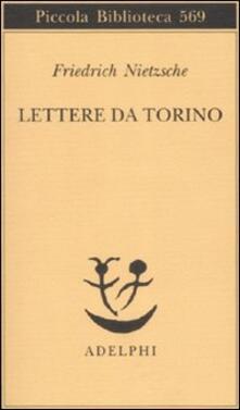 Chievoveronavalpo.it Lettere da Torino Image