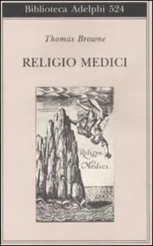 Winniearcher.com Religio medici Image