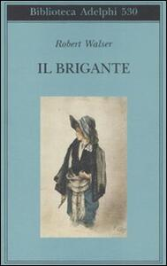 Il brigante - Robert Walser - copertina