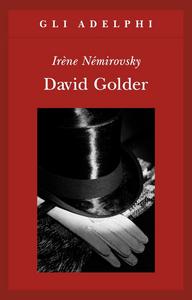 Libro David Golder Irène Némirovsky