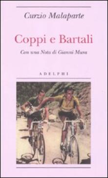 Radiospeed.it Coppi e Bartali Image