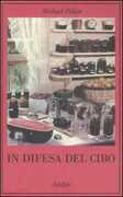 Libro In difesa del cibo Michael Pollan
