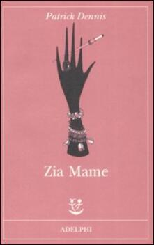 Zia Mame - Patrick Dennis - copertina