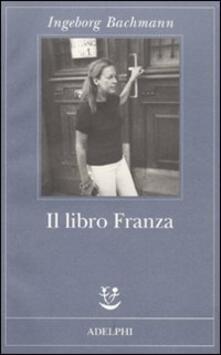 Vitalitart.it Il libro Franza Image