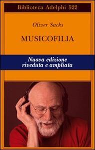Musicofilia - Oliver Sacks - copertina