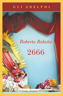 2666 - Roberto Bolaño - copertina