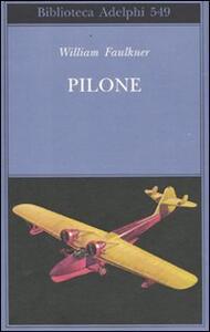Pilone - William Faulkner - copertina