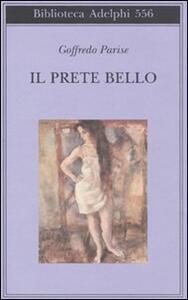 Il prete bello - Goffredo Parise - copertina