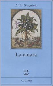 La ianara - Licia Giaquinto - copertina