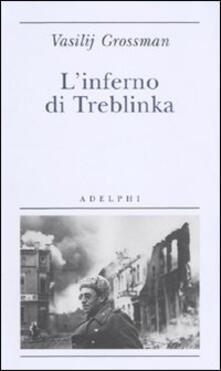 L' inferno di Treblinka - Vasilij Grossman - copertina