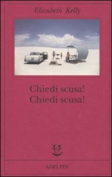 Radiospeed.it Chiedi scusa! Chiedi scusa! Image