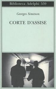 Corte d'Assise - Georges Simenon - copertina