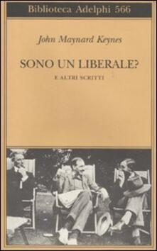 Lpgcsostenible.es Sono un liberale? E altri scritti Image