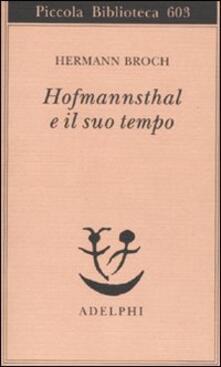 Rallydeicolliscaligeri.it Hofmannsthal e il suo tempo Image