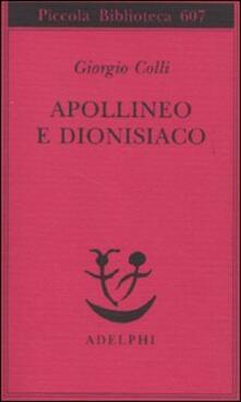 Apollineo e dionisiaco.pdf