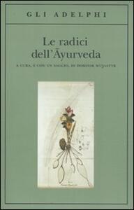 Le radici dell'ayurveda - copertina