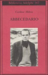 Libro Abbecedario Czeslaw Milosz