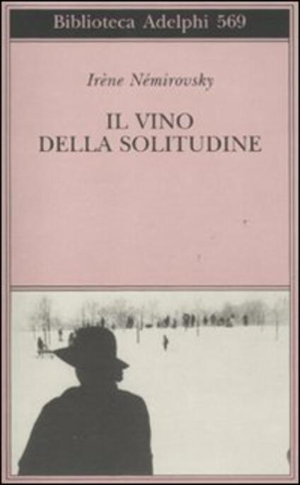 Il vino della solitudine - Irène Némirovsky - copertina