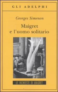 Winniearcher.com Maigret e l'uomo solitario Image