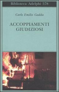 Libro Accoppiamenti giudiziosi 1924-1958 Carlo E. Gadda