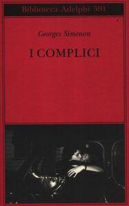 Libro I complici Georges Simenon
