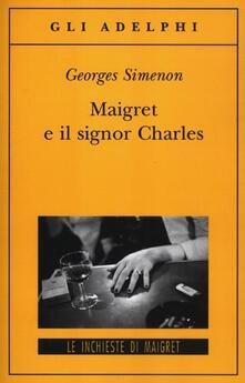 Ascotcamogli.it Maigret e il signor Charles Image