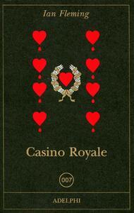 Casino Royale - Ian Fleming - copertina